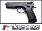 CZ SP01 Shadow Custom AUZ Black